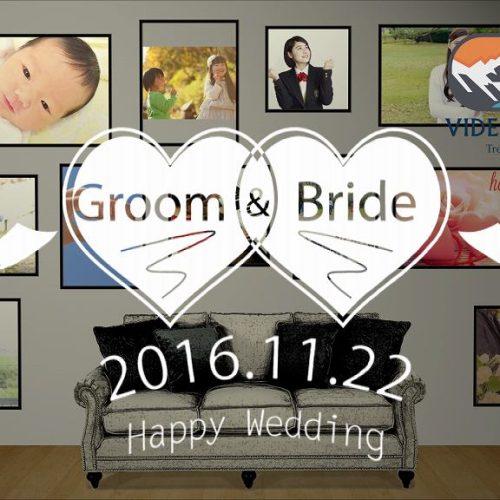壁写真ギャラリー@北海道 青森 岩手 秋田 山形 東京。結婚式プロフィールビデオの作成は八ポーウェディングビデオまで。