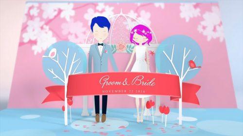 新郎新婦の為の結婚式/披露宴オープニングビデオ/DVD作成サービス