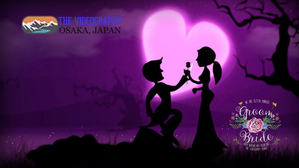 Love Story DVD@Happy Wedding Video
